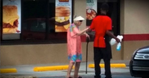 What This Teen Does For An Elderly Lady Will Restore Your Faith In Our Youth!