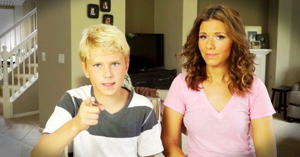 4 Easy Ways To Deal With Bullies From Kristina Kuzmic And Her Son