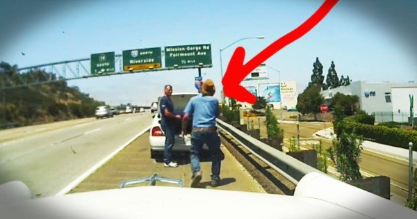 The Highway Man Gets Thank You Surprise To Restore His Car