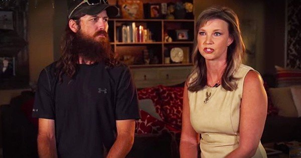 Jase and Missy Robertson Talk Miscarriage And Difficult Pregnancy