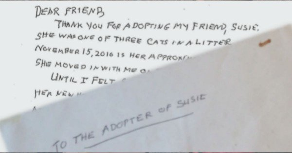 This Dying Woman Wrote One Last Letter, And You Just Have To See What It Says!