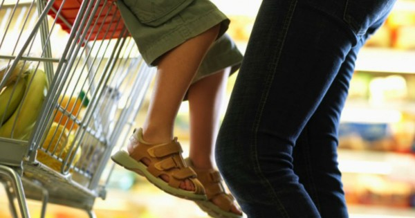 God Led Her To This Family In The Grocery Store. And What He Had Her Do…TEARS!