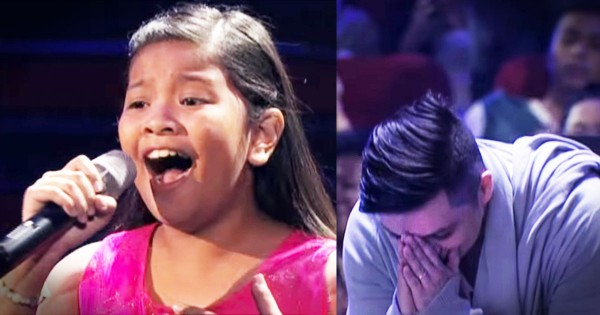 Elha Sings 'You'll Never Walk Alone' On The Voice Kids Philippines