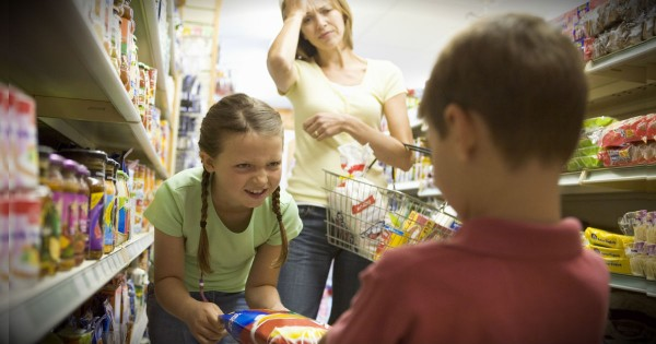 """Rude Comment At Grocery Has Mom Asking, """"Are You Really Pro-Life?"""""""