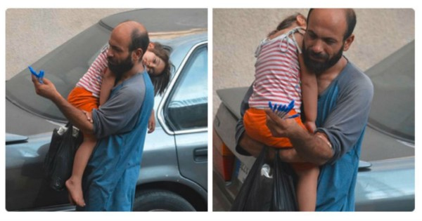 How The Internet Responded To His Heartbreaking Picture Will Blow You Away!