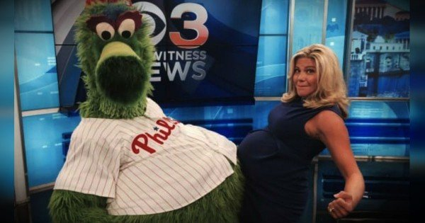 This Pregnant Newscaster Has A Few Words Of Her Own For Cyber-Bullies. AMEN!
