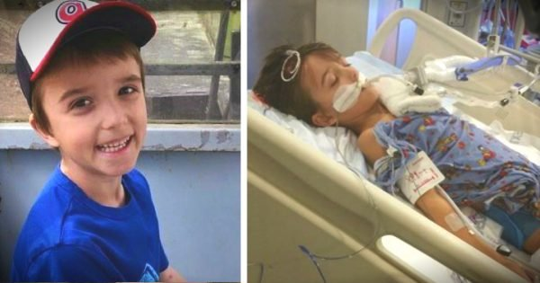 6-Year-Old Boy Leaves A Beautiful Note For His Parents Before Dying