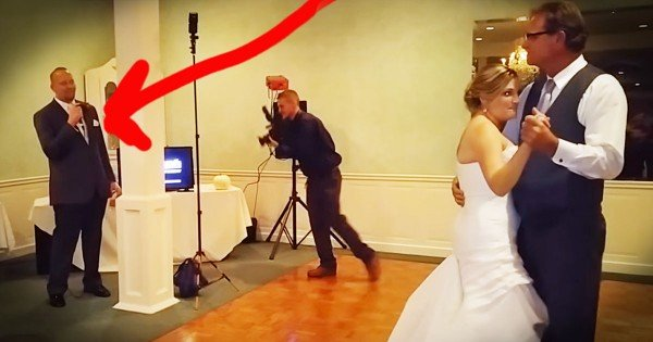 Groom Sings 'Your Daddy's Boots' During Father-Daughter Dance