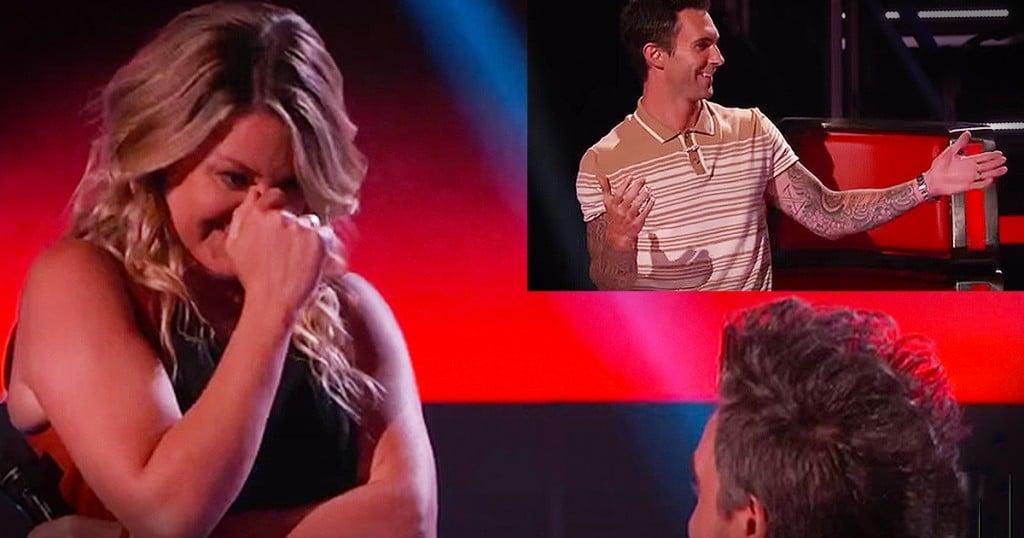 couple surprises voice judges with proposal GodUpdates