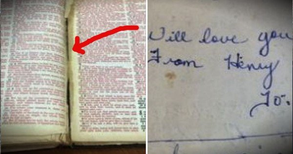 The Secrets Inside This Tattered Bible Found In The Road Are Simply Stunning!