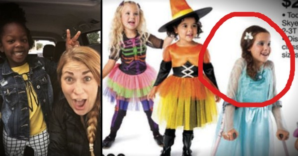 This Target Ad Made This Mom's Jaw Drop. And WHY Is Just Awesome!