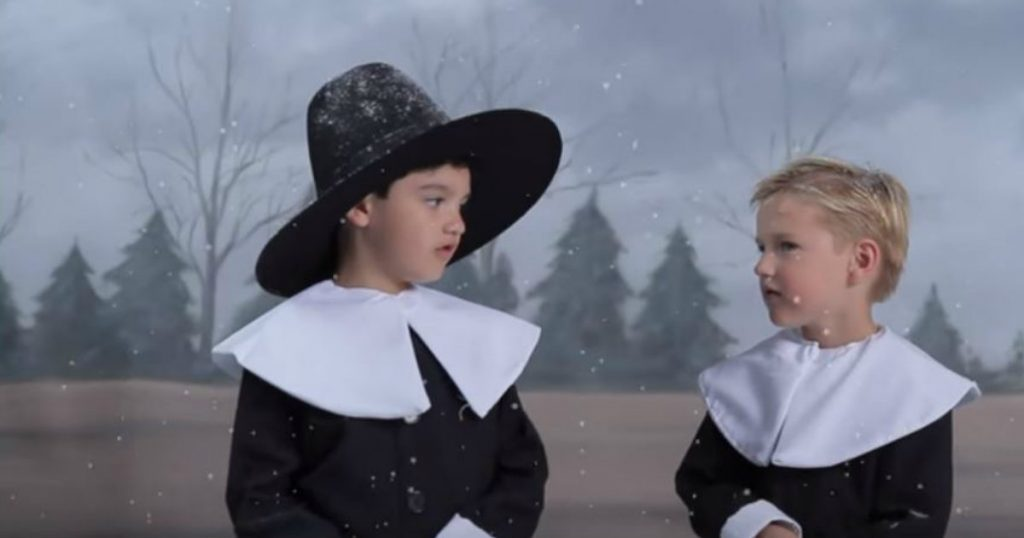 godupdates precious kids hilariously tell the story of thanksgiving
