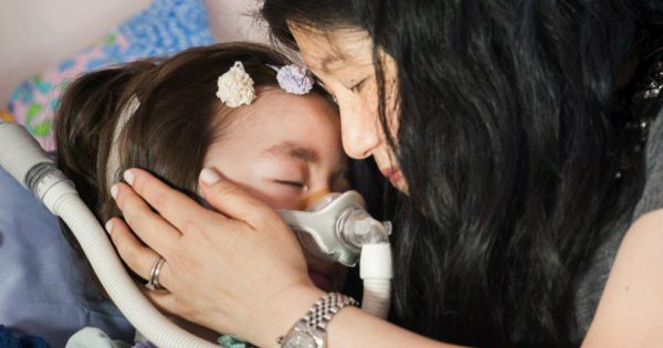 With No Cure For Her Disease, Little Girl Chooses Heaven Over The Hospital