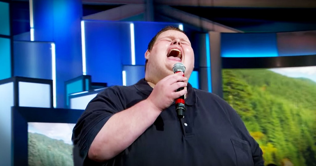 jd-godvine-saving justin when i sing-FB