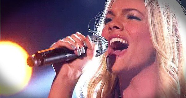 17-Year-Old Sings 'God Only Knows' And Has The Judges Cheering!
