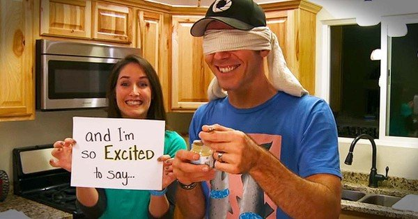 Taste-Test Turns Pregnancy Announcement Surprise