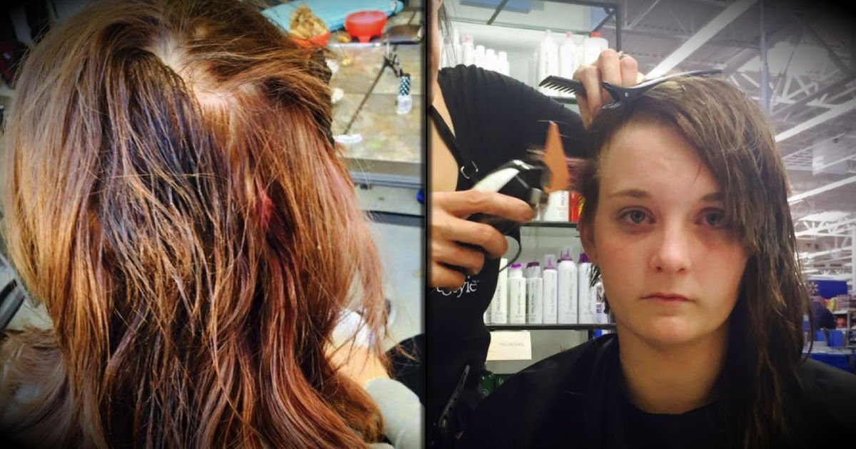 Teen Shaves Her Head After Bully Pours Glue In Her Hair