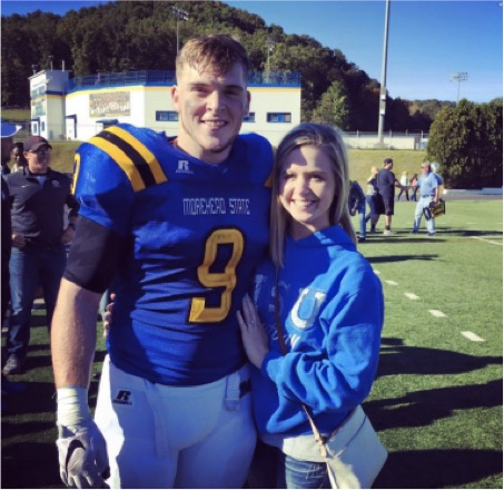 God Saves Luke Keller And He Praises Him On The Field