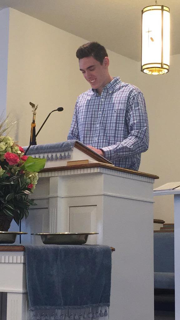 GodUpdates Henderson Testimony