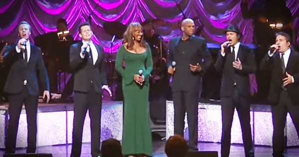 Incredible Performance Of 'The Prayer' By Yolanda Adams and Donnie McClurkin