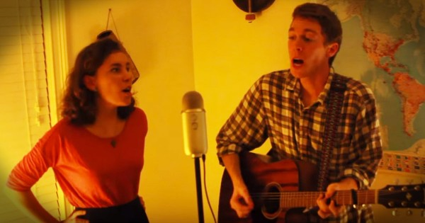 Talented Siblings Sing 'Let's Twist Again'