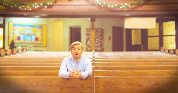 A Cappella 'Mary Did You Know' from Peter Hollens
