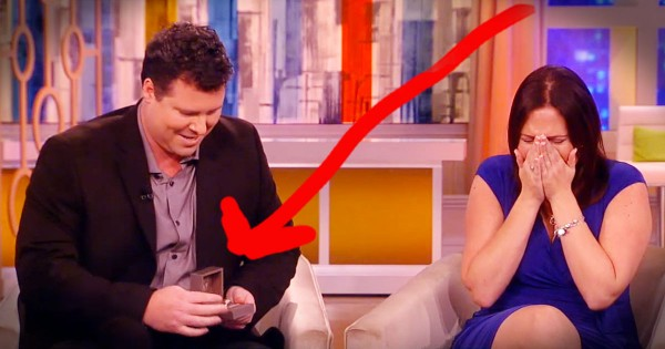 Pre-School Sweethearts Get Engaged On The View