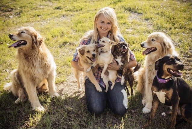godupdates 11 celebs with rescue dogs 11