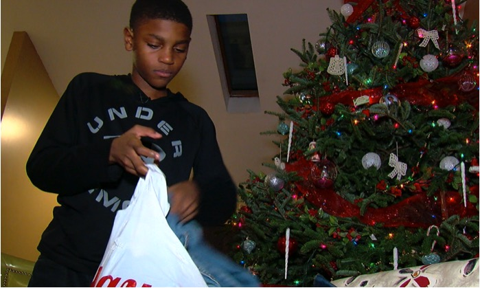 Boy Returns Christmas Presents To Help Pay For Funeral