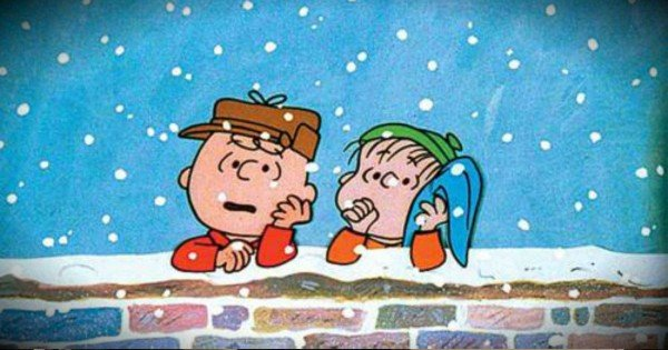 The Moment You Never Noticed In A Charlie Brown Christmas: Just Drop The Blanket