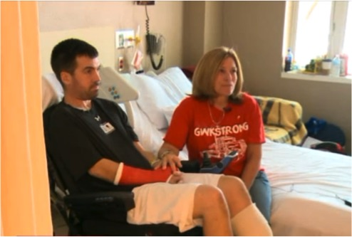 Grayson Kirby Miraculous Healing After Off-Road Accident