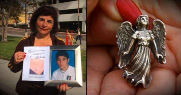 An Unlikely Angel Reunites A Grieving Mom With Her Lost Locket