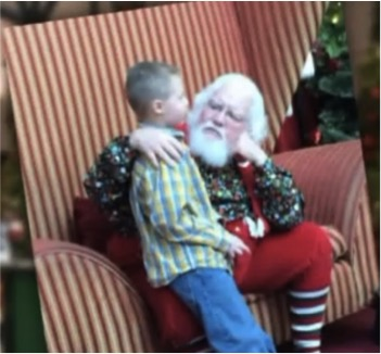 godupdates santa's powerful message to boy with autism 3