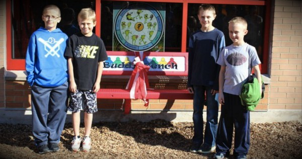 These Students Are Stopping Bullies In The Sweetest Way