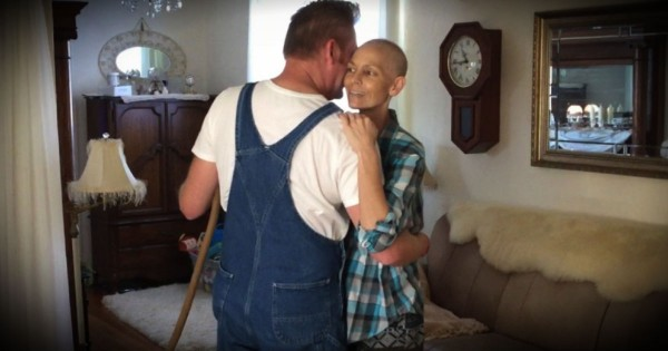Rory's Devotion To Joey Through Her Cancer Battle Is Beyond Inspiring