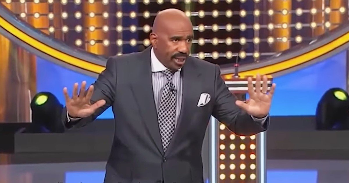 steve harvey you have to jump