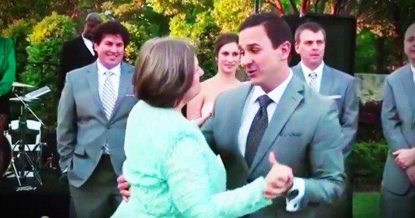 Grooms Dance With Mother Gave Me The Biggest Smile
