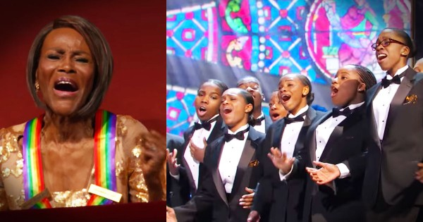 CeCe Winans And Terrence Blanchard Sing 'Blessed Assurance' At Kennedy Center