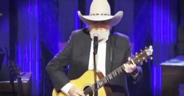 Country Star Charlie Daniels Sings 'Softly and Tenderly'