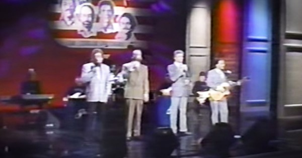 Statler Brothers Sing 'More Than A Name On A Wall'