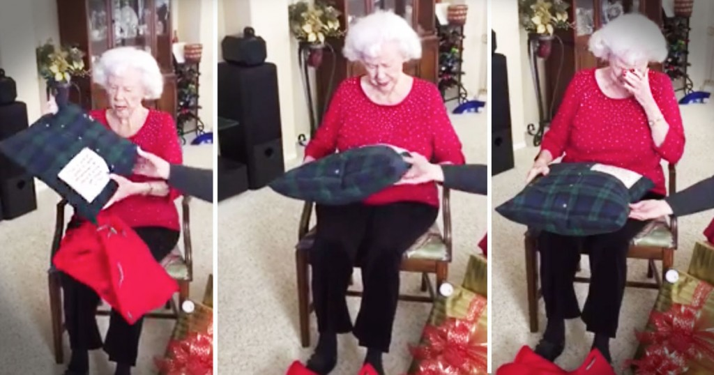 jd-godvine-woman makes pillow for grieving grandmother-FB