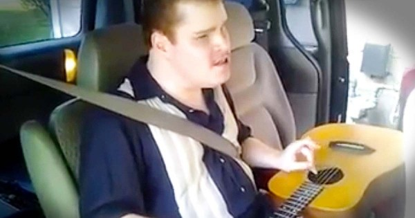 He Was Born Blind And With Autism And His Musical Talents Will AMAZE You