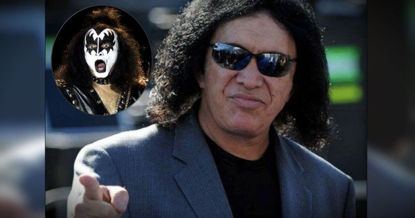 Rock Legend Gene Simmons Is Standing Up For Christians
