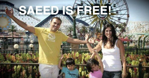 Pastor Saeed's Wife Has A Powerful Message Regarding His Release