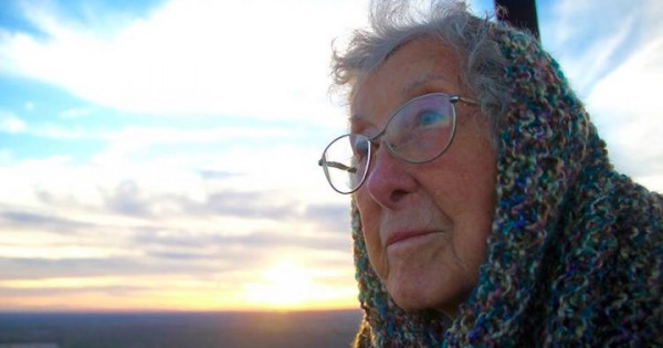 90-Year-Old Diagnosed With Cancer Decides To Take To The Open Road
