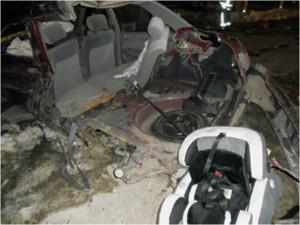 godupdates baby boy thrown 25 feet in crash survives 4