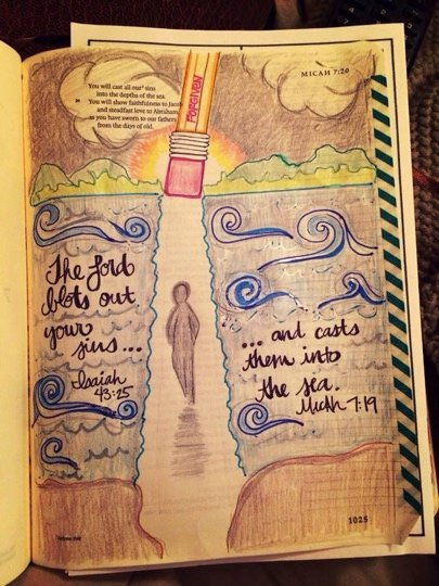 godupdates bible journaling goes viral 1