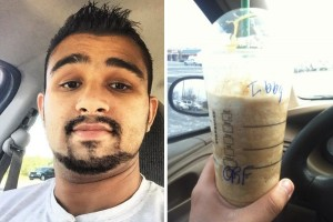 godupdates deaf man gets special note with starbucks coffee 1