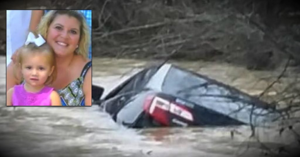 godupdates prayer saves mom and baby from raging creek fb