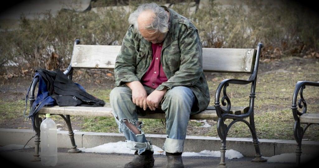 godupdates rich woman helps homeless man fb